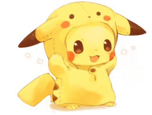 Pika-chou~~~♥