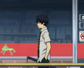 ♥Ao no Exorcist♥ / Opening 2 - In my world (2013)