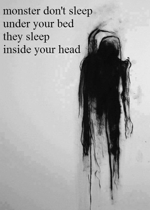 Le monstrede ton passé; Finira toujours par venir te hanter