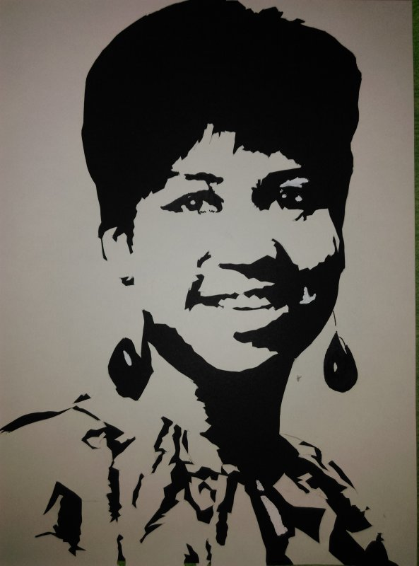 Collage Aretha Franklin
