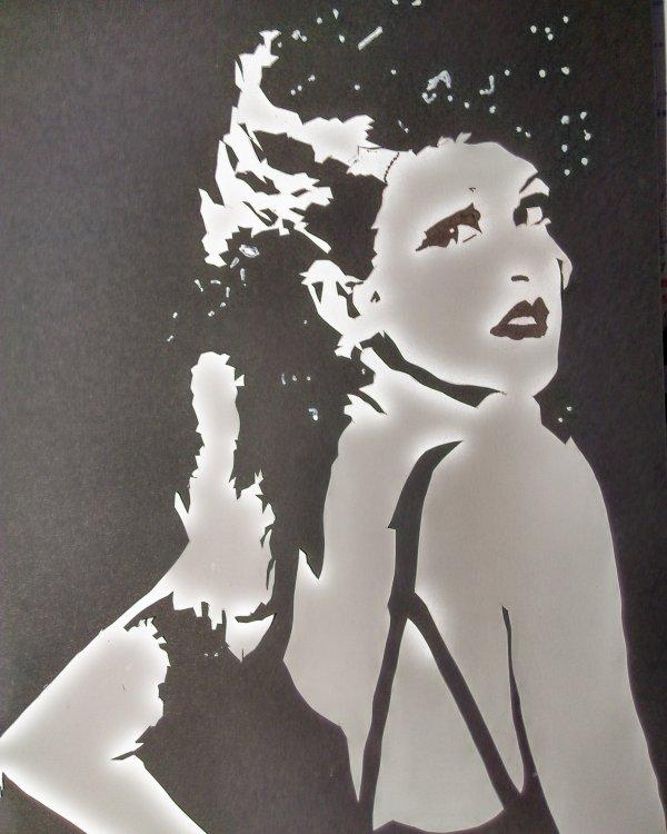 Collage Cyndi Lauper