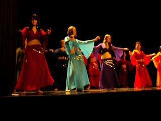 La danse orientale ! bien plus qu'une passion ! ♥