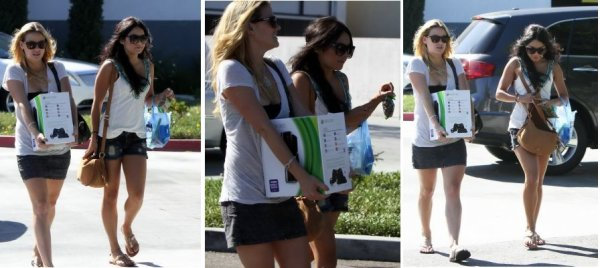 Leaving Best Buy  (an electronic store)  ♥---{28/08/2010}---♥