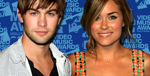 Lauren Caught'Making Out With Chace Crawford