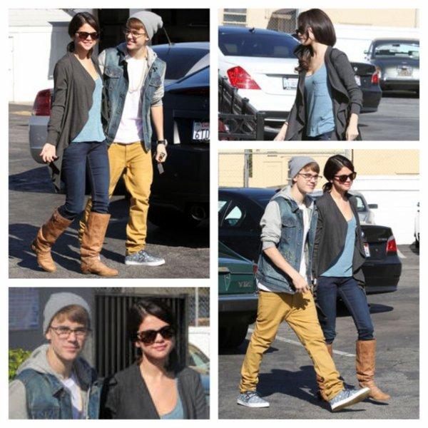 21/11/11   Justin Bieber & Selena Gomez