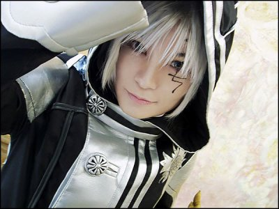D.Gray-Man ----> Allen Walker + cosplay