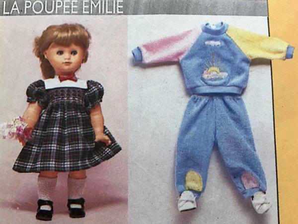 C'était il y a 30 ans : la naissance d'Emilie en novembre 1986