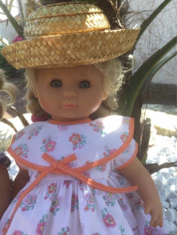 Une nouvelle robe d'origine pour Cécile, c'était inespéré !