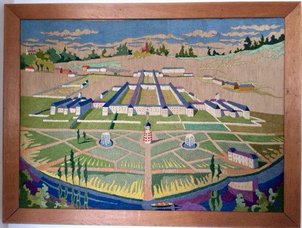 Un amour de tapisserie, qui peut me dire où est ce monument?