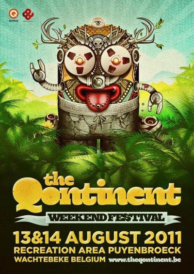 The Qontinent 2011 ♥