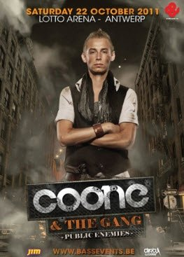 Coone And The Gang 2011