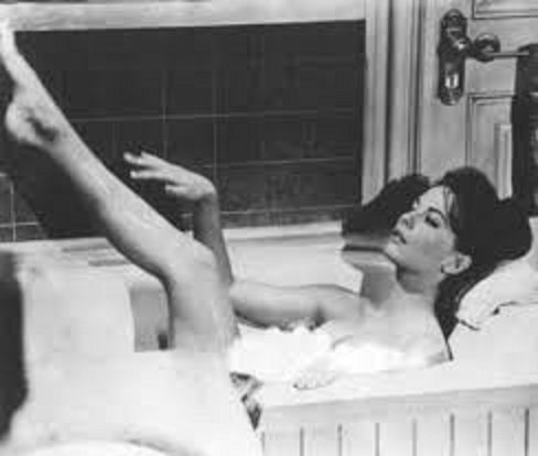 et pour finir le we un bain relaxant humm