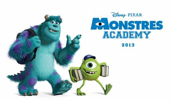 Monstres Academy; MON NOUVEL ARTICLE !!!!!!! :D