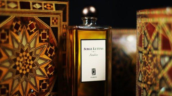 mes parfums hiver