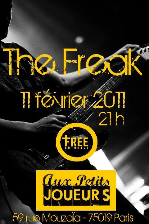 The Freak Aux Petits Joueurs...