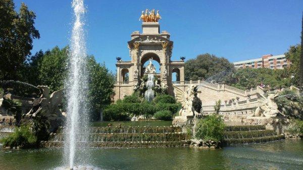 Barcelone 2016