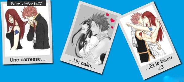 Une relation amoureuse mise a l'epreuve - Natsu
