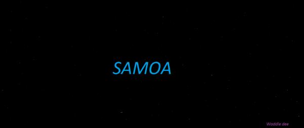 """Le titre de mon roman: """"SAMOA"""""""
