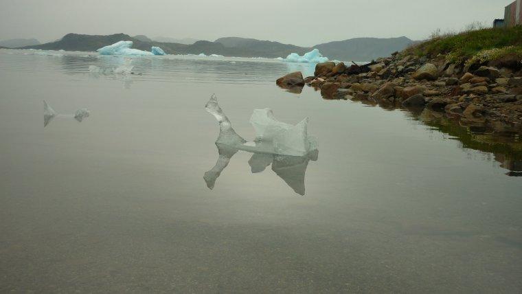 Un voyage au Groenland