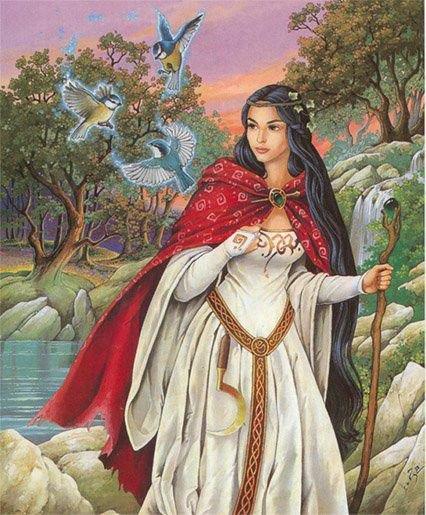 La fée Viviane