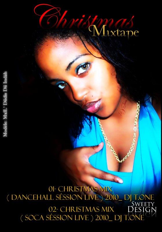 CHRISTMAS MIXTAPE BY DJ T.ONE