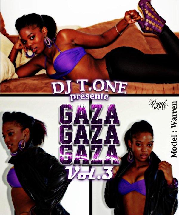 Gaza Gaza Gaza VOL.3 by Dj T.one 2k10