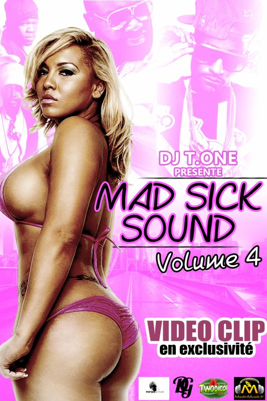 MAD SICK SOUND MIXTAPE !!