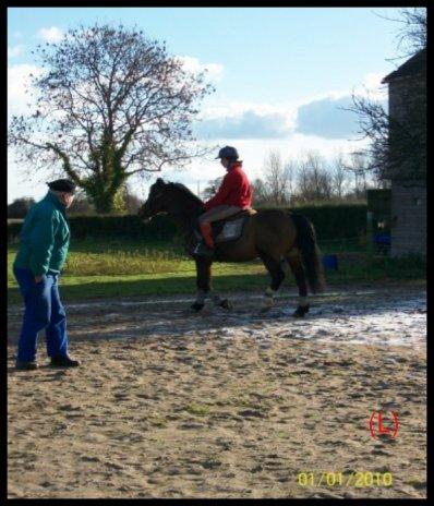 """""""On ne rennonce jamais aux chevaux."""" ♥"""
