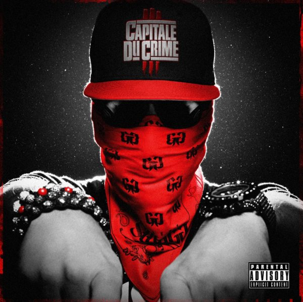 "Capitale Du Crime 3 ""album cover"""