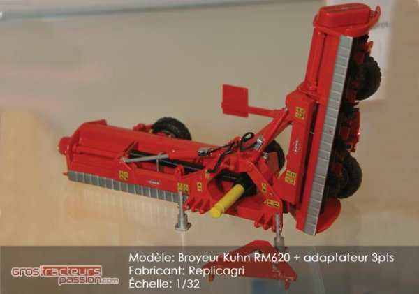 news replicagri kuhn 2011