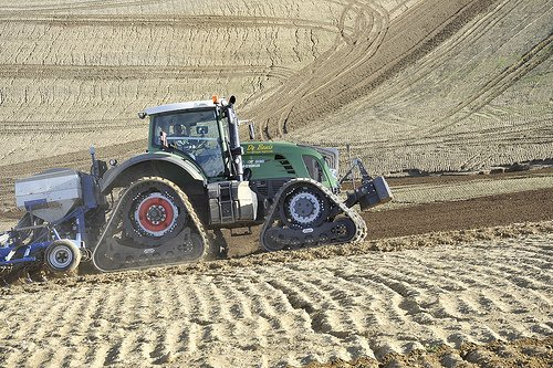 Fendt Soucy Track