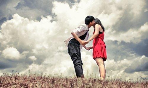 + +  Être amoureux ne veut pas dire que tout est parfait. Ça veut dire que vous décidez de regarder au delà des imperfections.  + +