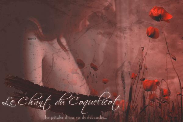 Récit : Le Chant du Coquelicot