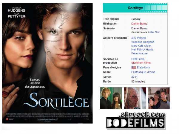→ Film n°5 ; Sortilège .