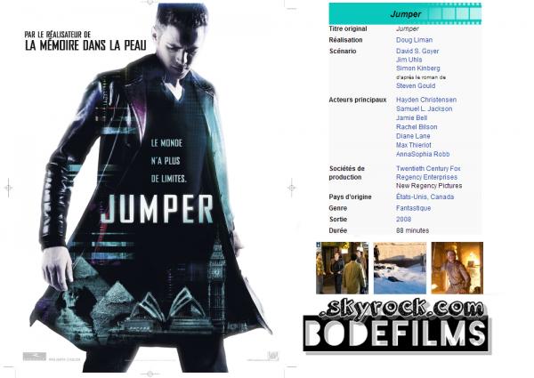 → Film n°10 : Jumper