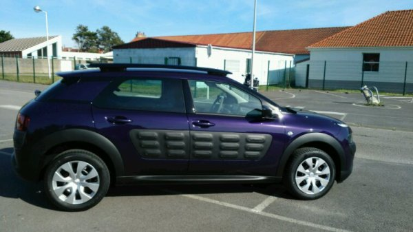 Notre nouvelle voiture