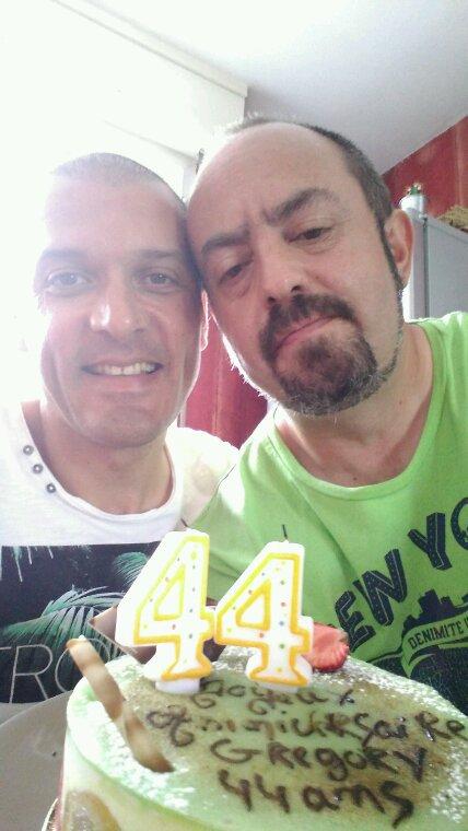 44 ans Greg