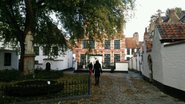 Le béguinage