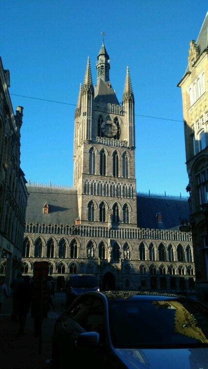 Ypres ( Belgique )
