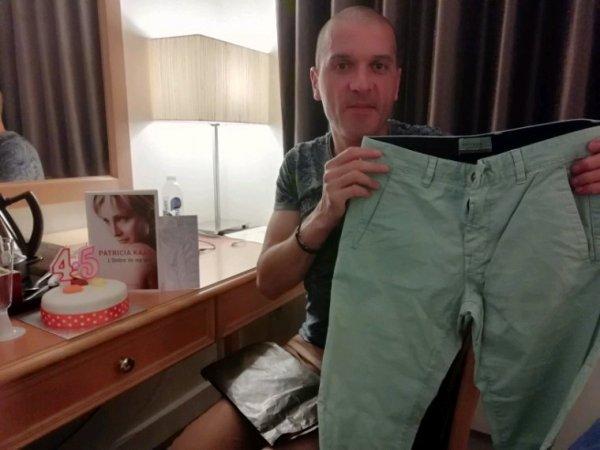 45 ans Greg