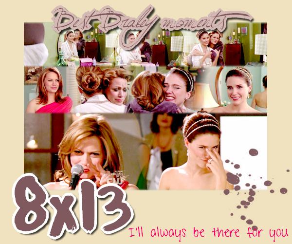 8x13 : Discours de Haley au mariage de Brooke