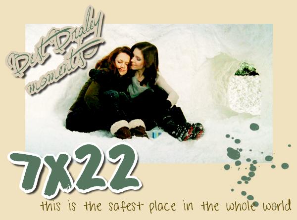 7x22 : Dans l'igloo