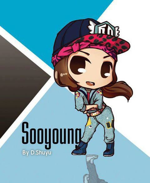 i got a boy  sooyoung