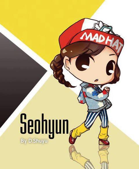 i got a boy  seohyun