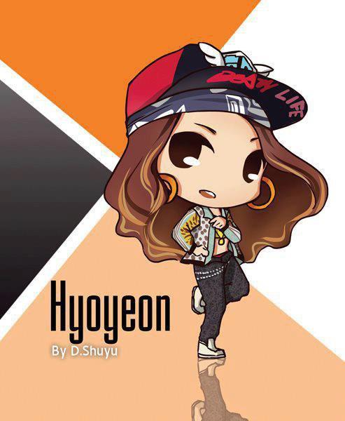 i got a boy   hyoyeon