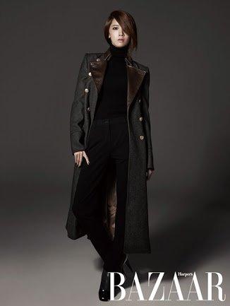 Yoona for BAZAAR