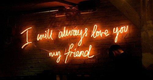 On s'aimait trop pour s'aimer bien.