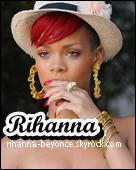 Ta source sur Robyn Rihanna & Beyonce.