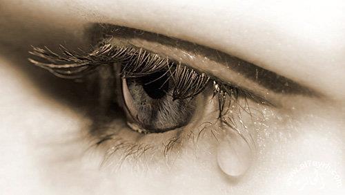 Envie de pleurer !