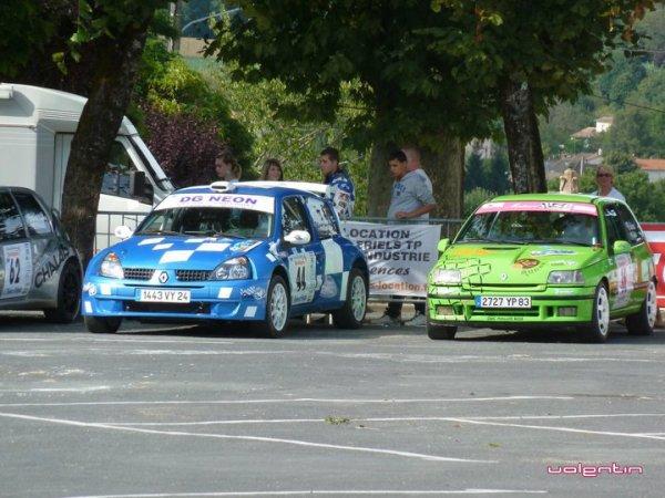Le Team Lgrb au Rallye de la Truffe !
